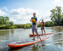 (inflatable) SUP-Board