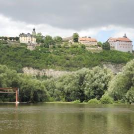Jena-Dornburg: Dornburger Schlösser