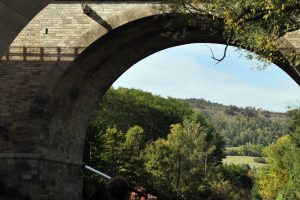 Mittleres Saaletal vor den Toren Jenas