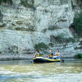 Jena-Camburg - Saalestrand-Kanu